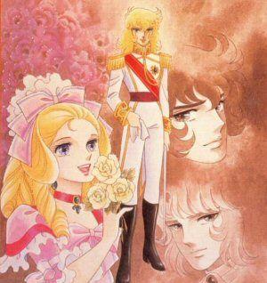Lady Oscar (La Rose de Versailles) G738wsz2